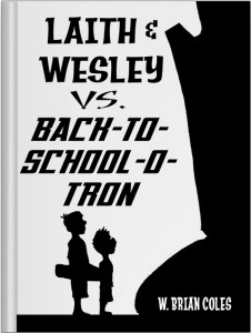 Laithe & Wesley cover